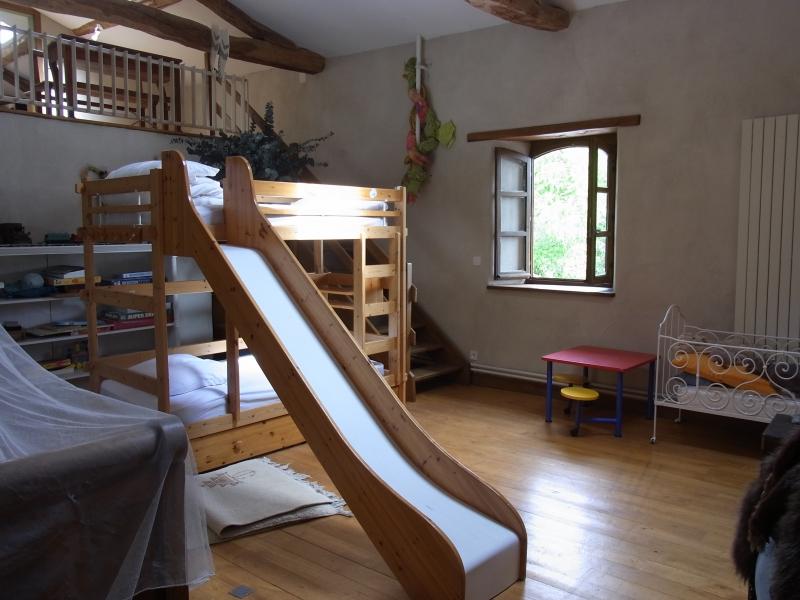Chambre avec mezzanine de Ma maison de Campagne