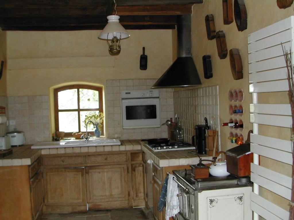 La cuisine de ma maison de campagne