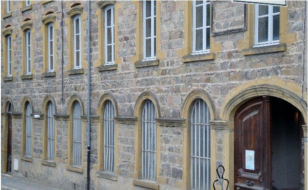 Musée de la cravate à Panissières
