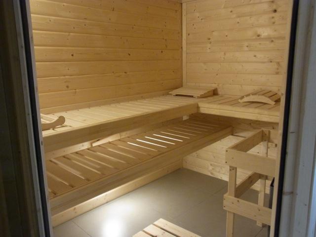 Sauna 3 personnes